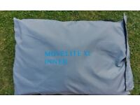 Movelight XL awning. 3m x 3m with inner tent, drive away fig 8 strip & breathable g.sht
