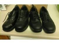 women's safety shoes steel toe cap size 6