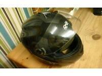 motorbike helmet new unused