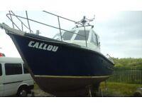 COX 27 Fishing Boat