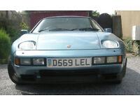 1986.5 Porsche 928 S2 4.7 Auto - 101,000 miles - FSH, Everything Works, Excellent