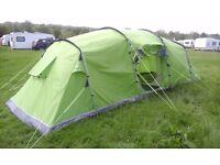 Higear 6 man tunnel tent