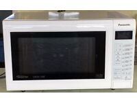 Panasonic NN-CT555W Combination Microwave, Convection Oven and Grill