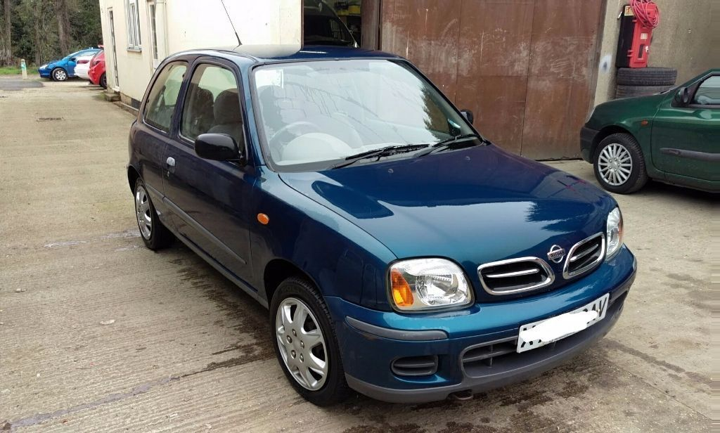 nissan micra x reg 2000 in cambridge cambridgeshire gumtree. Black Bedroom Furniture Sets. Home Design Ideas