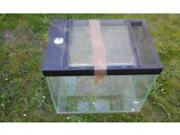 """Clear Seal glass tanks 15"""" x 18"""" x 12"""" aquarium, fish, terrarium, reptile"""