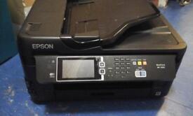 Epsom Stylus plus 2 HP printers plus cannon scanner plus ink