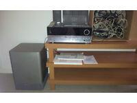 Harman Kardon 5:1 AMP/Receiver and Speakers