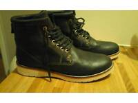Mens superdry boots size 8 ***worn once****
