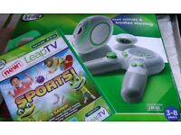Leapfrog games console
