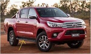 Toyota Hilux******2016 model side steps Caroline Springs Melton Area Preview