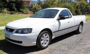 2005 Ford Falcon Ute Mont Albert North Whitehorse Area Preview