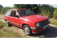 Vauxhall Nova 1.2 Swing 1984