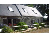 Summer has come! Lovely Brittany country cottage sleeps 4 35 mins to sea 10% off July/ August