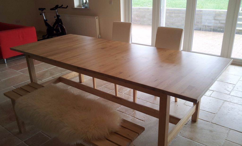 ikea norden table ikea seats up to 12 norden solid birch extendable dining 11341