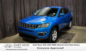 2018 Jeep Compass NORTH W/ SPARE, LOW KMS, PUSH START, KEYLESS E
