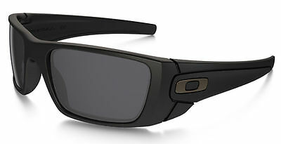 0d7aa0dffb1 Oakley® SI Fuel Cell Matte Black Grey SunGlasses UV Protection Tactical -  New