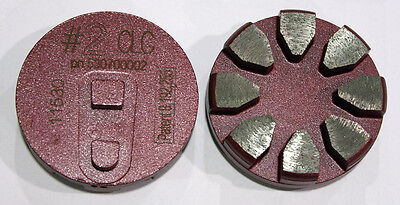 3 - 70 Grit Metal Bond Diamond Tool For Grinding Polishing Concrete Floors