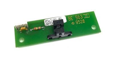 Mbm Triumph Oem Part Pcb Photo Detector For 6550 Ec Paper Cutter Pn D5221504
