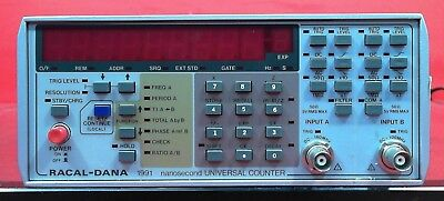 Racal Instruments 1991 Universal Counter