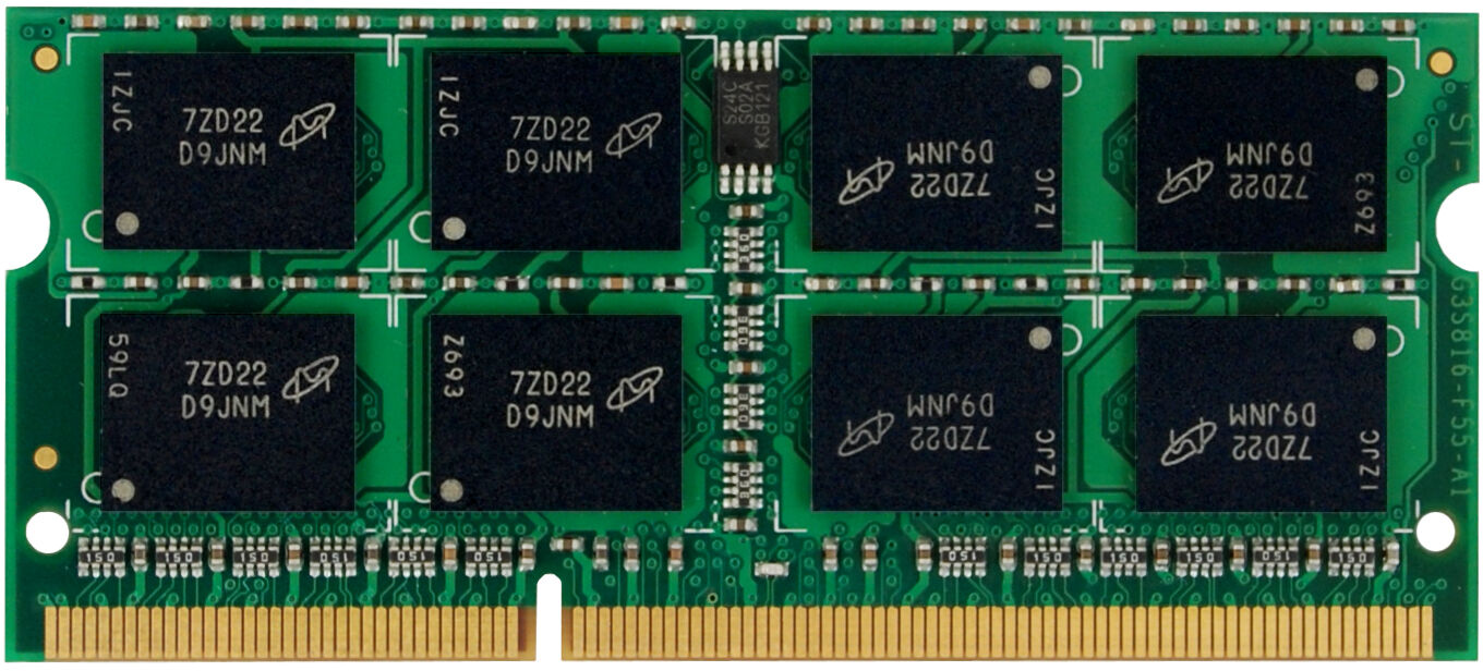 4GB DDR4 2400MHz PC4-19200 SODIMM 260 pin Sodimm Laptop Memo
