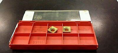 Sandvik Spmt 09 T3 08-wl Gr 235 New Carbide Inserts 2 Pcs