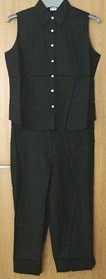 SOMMER SETS - 20 stück*schwarz*Gr. M-XXL*Hose+Bluse*Lagerräumung*Neu+Ovp