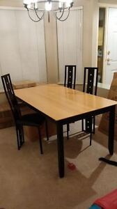 MOVING SALE - bedroom. living room and dining room furntire