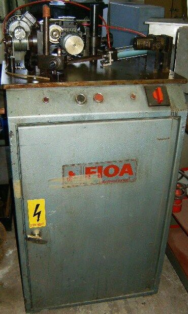 F.I.O.A. AUTOMATIC SAW FOR EARRINGS AND OTHER JEWELERY