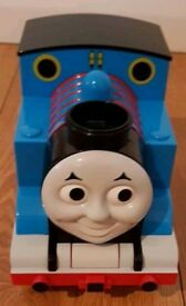Thomas the Tank Engine bubble machine toy - moves and has sounds