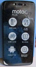 Moto C + unwanted present still boxed sim free