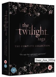 TWILIGHT-SAGA-2008-2012-DVD-COMPLETE-inc-Breaking-Dawn-2-NEW-UK