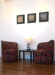 Beautiful chairs for sale $100 both