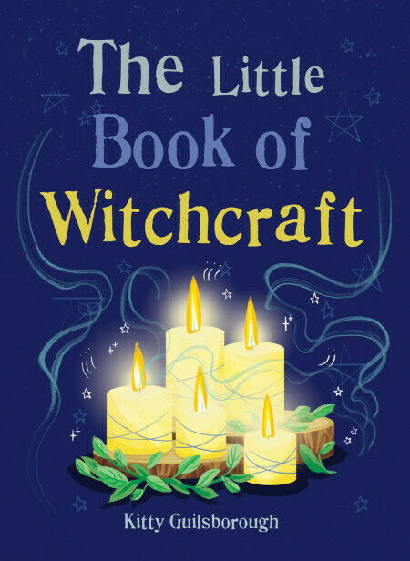 Little Book of Witchcraft by Kitty Guilsborough 9781856753951