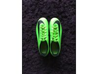 Nike Mercurial football boots size 7