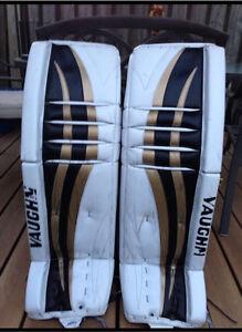 Goalie Equipment (Pads, Gloves, Skates and Sticks)