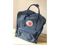 Fjällräven Kånken Backpack blue, full size