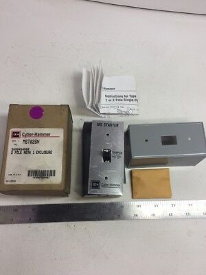 Sn Hammer (CUTLER-HAMMER Toggle Operated Manual Motor Starter MST02SN)