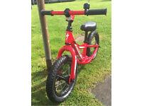 "Specialized Hot Walk balance bike. ** price reduced ** 12"" wheels"