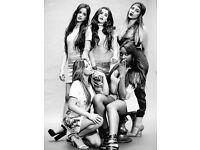 Girl Band members