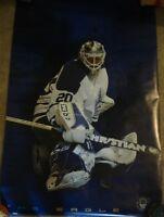 Toronto Maple Leaf Ed Belfour Poster