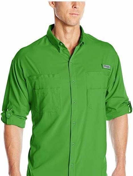 Columbia Mens PFG Tamiami Ii Short Sleeve Shirt — Big Outdoor ...