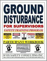 Ground Disturbance Training - ICON SAFETY CONSULTING INC.