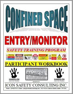 Confined Space Training - ICON SAFETY CONSULTING INC.