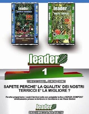TERRICCIO UNIVERSALE  70 LT LEADER CON PERLITE