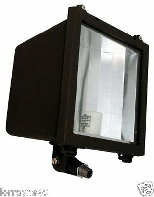 ARK LIGHTING AFL45-100HPS 100W HIGH P.S Small Floodlight 120V  with knuckle new