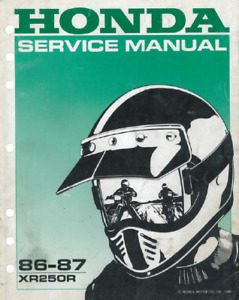 Motorcycle and ATV service manual