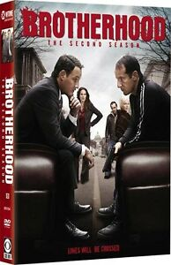 Brotherhood seasons 1-2 on DVD