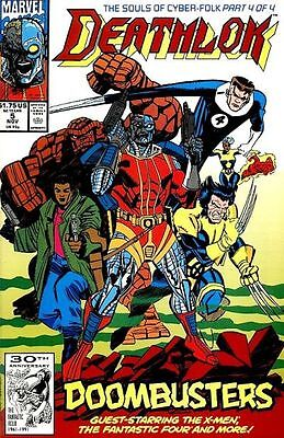 Deathlok Vol. 2 (1991-1994) #5