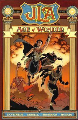 Ace Justice League (JLA ACE OF WONDER #2 VF, (of 2) Justice League, Prestige Format, DC Comics)