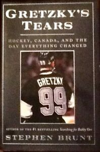 Gretzky's Tears - Hard Cover Edition
